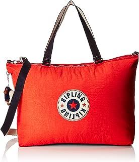 XL BAG Canvas & Beach Tote Bag, 64 cm, 31.5 liters, Red (Active Bl)
