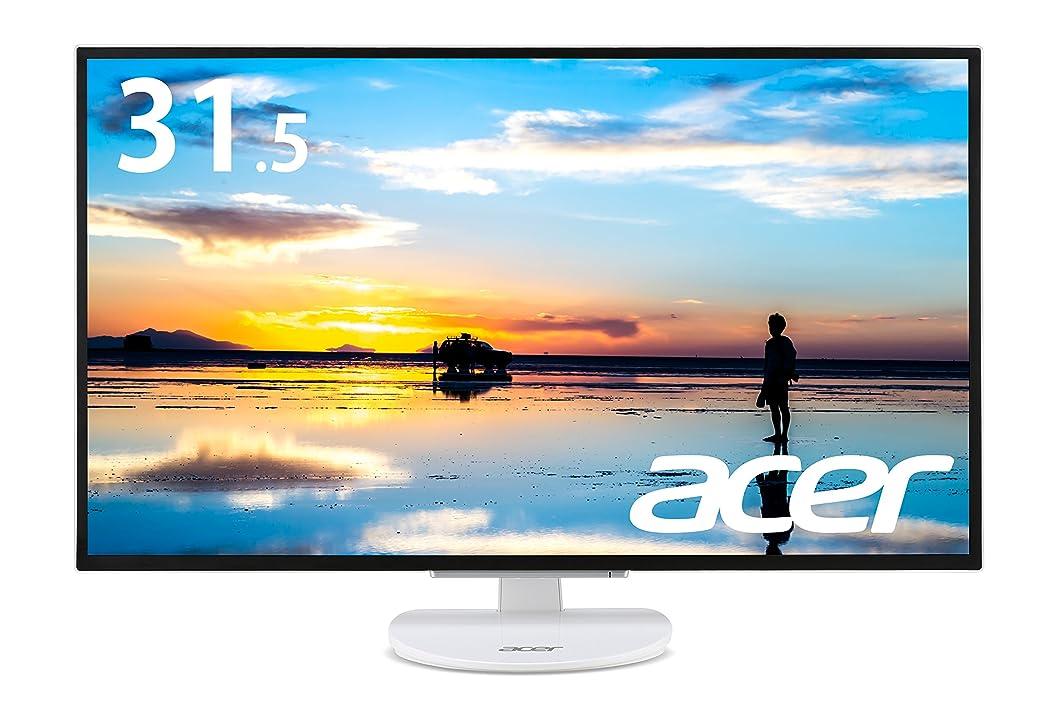エンティティ喜びやるAcer モニター ディスプレイ ER320HQwmidx 31.5インチ/HDMI端子対応/IPS/スピーカー内蔵/ブルーライト軽減