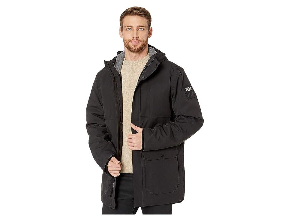 Helly Hansen Urban Long Jacket (Black) Boy