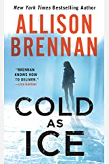 Cold as Ice (Lucy Kincaid Novels Book 17) Kindle Edition