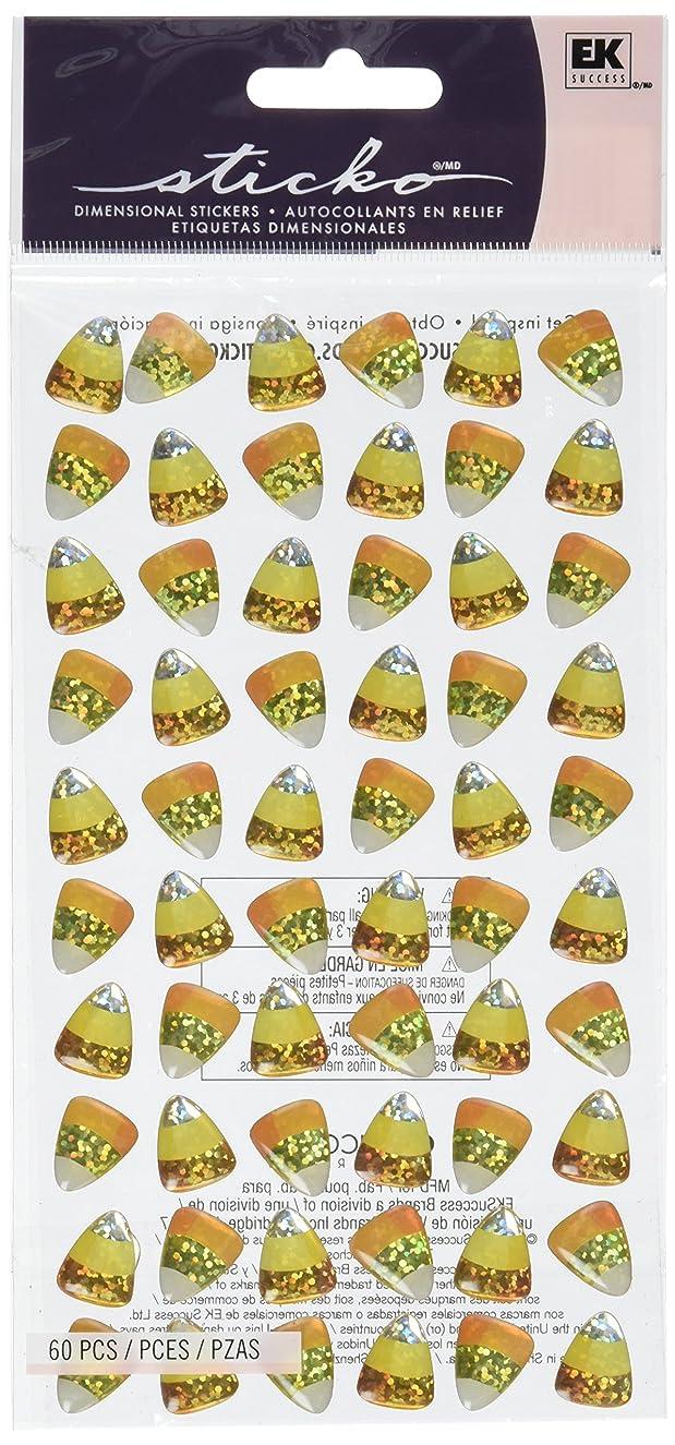 Sticko E5220042 Candy Corn Treats Sticker