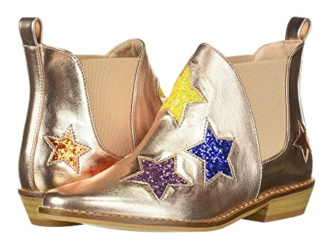 Stella McCartney Kids Glitter Star Boots (Little Kid/Big Kid)