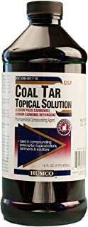 Coal Tar Topical Solution, USP Grade, 16oz.
