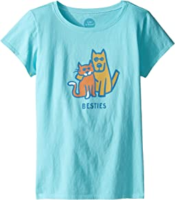 Besties Tee (Little Kids/Big Kids)
