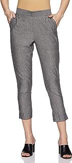 Aurelia Women's Straight Fit Pants