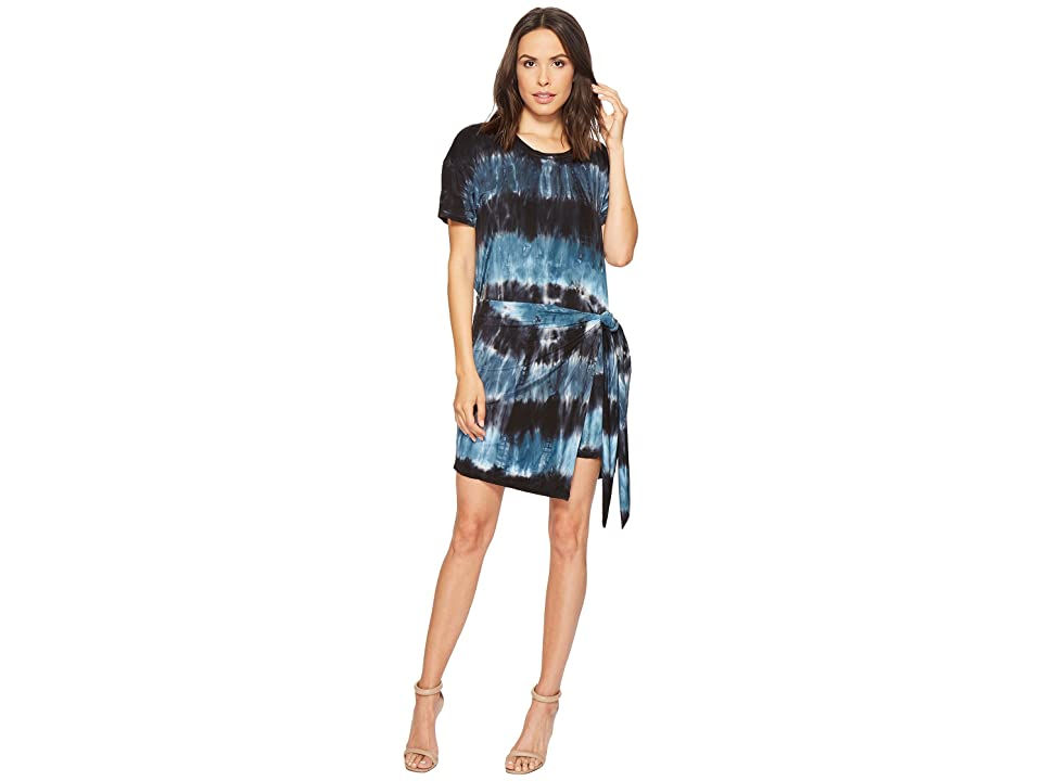 Young Fabulous & Broke Pamella Dress (Sea Blue Streak) Women