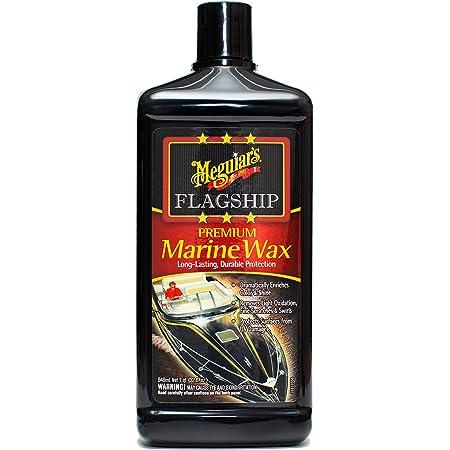 Meguiar's M6332 Flagship Premium Marine Wax, 32 Fluid Ounces
