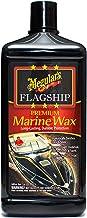 MEGUIAR`S M6332 Flagship Premium Marine Wax, 32 Fluid Ounces