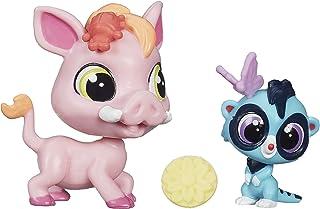 Littlest Pet Shop Pet Pawsabilities Warren Plainley and Mira Surrey Doll