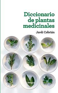 Diccionario de plantas medicinales (SALUD