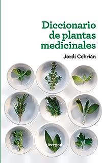 Diccionario de plantas medicinales (SALUD) (Spanish Edition)