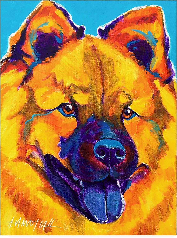 Trademark Fine Art Chow Sunshine Soul