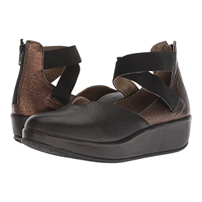 FLY LONDON BANE896FLY (Chocolate/Bronze Mousse/Adraga) Women
