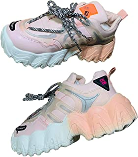 Sports Shoes Running Shoes Women Fashion Shoes Non Slip Casual Sneakers Sports Athletic Trainers Walking Shoes Non-Slip Ru...