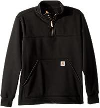 Carhartt Men's Rain Defender Paxton Heavyweight Quarter Zip Sweatshirt