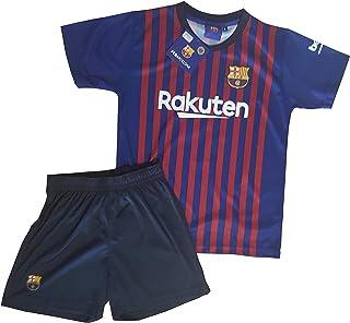 0a53dece0a5 Conjunto Camiseta y Pantalon 1ª Equipación 2018-2019 FC. Barcelona -  Réplica Oficial Licenciado