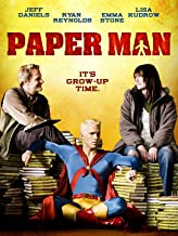 Best paper man movie Reviews