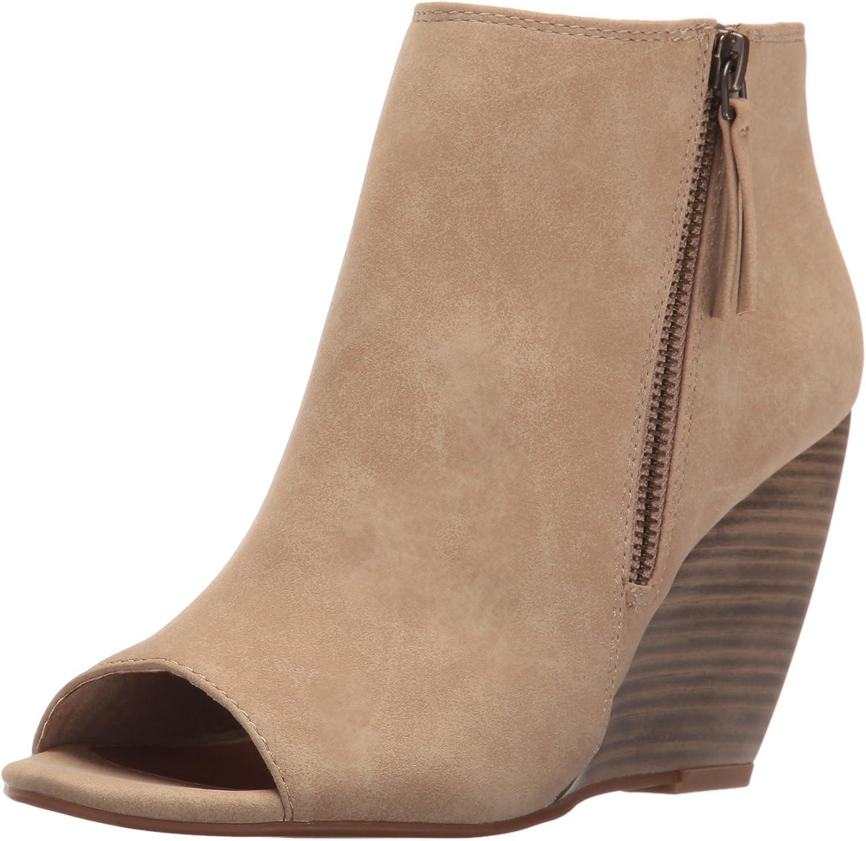 BC Footwear Womens Rebellion Ii Ankle Bootie