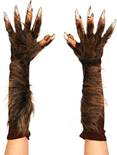 Best hairy wolf hands Reviews