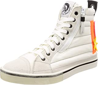 Diesel Mens D-Velows D-Velows Mid Patch - Sneaker Mid