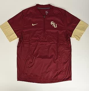 NIKE Florida State Seminoles FSU 2016 Sideline Apparel Hot Jacket