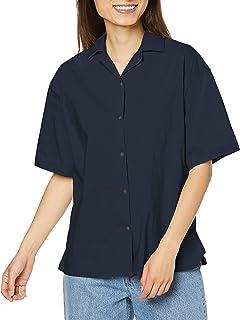 [ザノースフェイス] シャツ ショートスリーブマラパイヒルシャツ レディース NRW22033