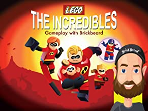 Lego Incredibles Gameplay with Brickbeard