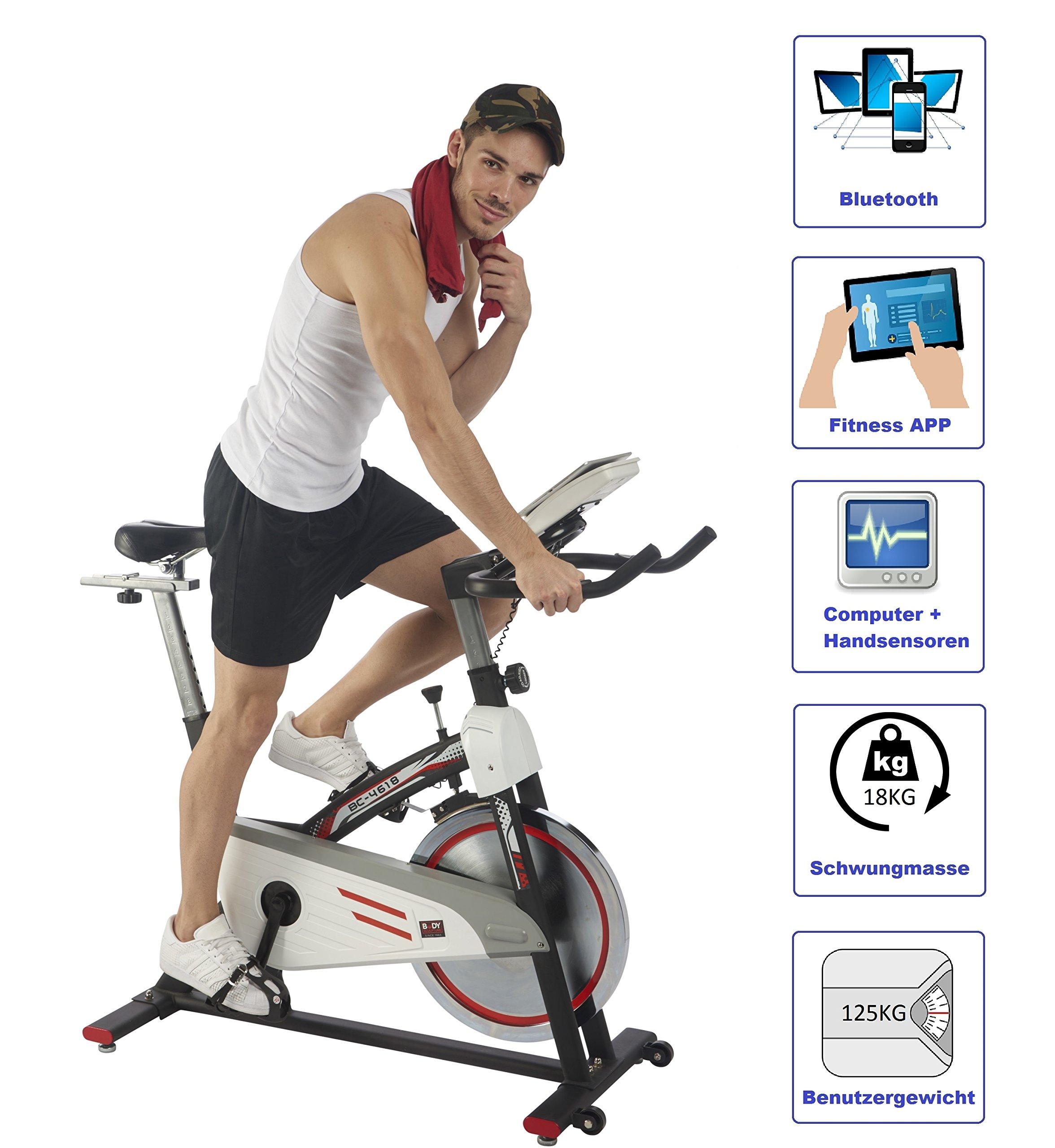 Body Sculpture - Bicicleta de entrenamiento interior Racing Bike ...