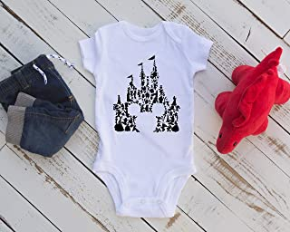 Different characters onesie, Mickey onesie, castle, Mickey Mouse Character onesie, Minnie Mouse Character svg, Disney characters