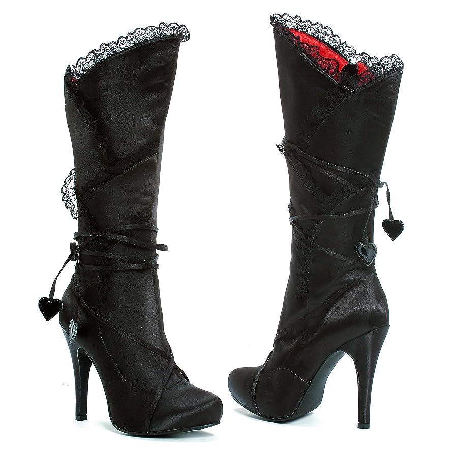 複製スポット伝統[Ellie] 4 Satin Knee High Boot. Women
