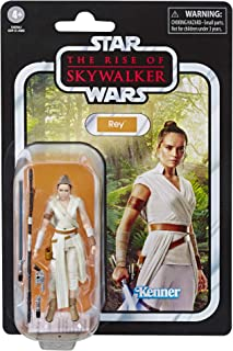 Star Wars The Vintage Collection Rey Toy Action Figure
