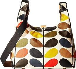 Matt Laminated Classic Multi Stem Midi Sling Bag