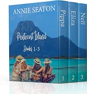 Pentecost Island : Books 1-3 (Pentecost Island Boxed Set Book 1)