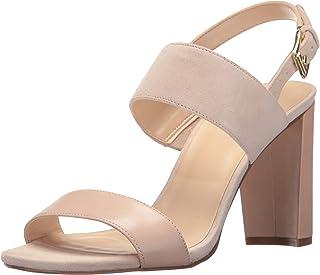 Women's NAROLYN SUEDE Heeled Sandal