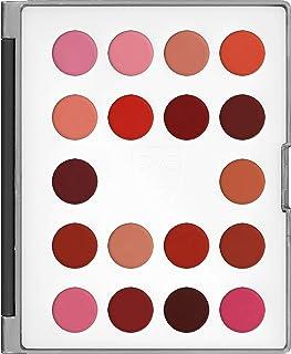 Paleta de Batons Lip Rouge Mini Palette 18 Colors, Kryolan, Lc