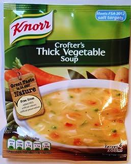 Sopa de verdura espesa de Knorr Crofter - 9 x 75g
