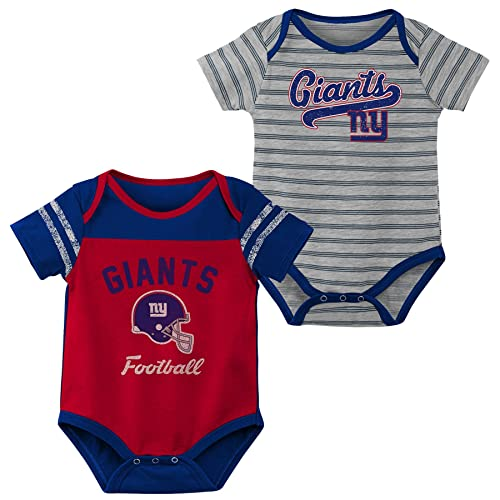 f6cb694e3 Outerstuff NFL Unisex-Baby Newborn   Infant Dual-Action 2 Piece Bodysuit Set