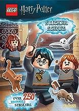 Lego - Harry Potter - Sticker Scene Book