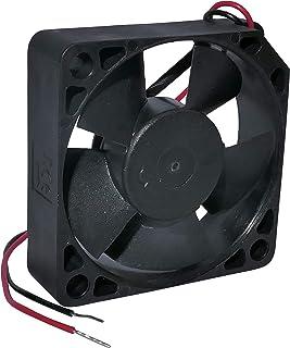 AERZETIX Ventola per case del computer PC 12V 80x80x20mm 61m3//h 38dBA 3300rpm 24AWG C16221