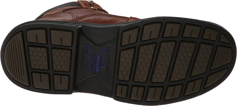 Wolverine Mens Raider 6 Work Boot