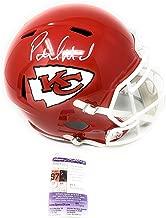 Patrick Mahomes Kansas City Chiefs Signed Autograph Speed Full Size Helmet JSA Certified