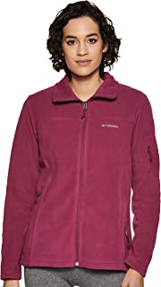 Columbia Women's Down Jacket (EL6081_Wine Berry_Small)