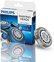 SH70/50 Replacement Blades for Philips Norelco Series 7000 Shavers,Compatible with Star Wars Shaver SW77xx,3-pack