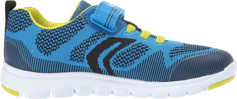 Geox Unisex-Child Xunday BOY 5 Sneaker