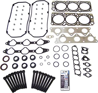 Head Gasket Set Bolt Kit Fits: 99-05 Chrysler Stratus 3.0L V6 SOHC 24v 6G72