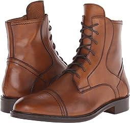 Massimo Matteo - 7-Eye Cap Toe Boot