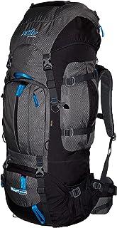 Trekking Rucksack 100L + 20L TASCHEV MOUNT 120 Liter - Rucksack mit wasserdichter Abdeckung