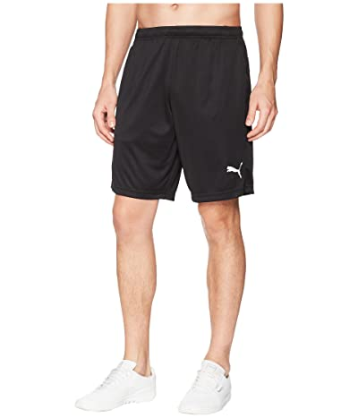 PUMA LIGA Training Shorts (Puma Black/Puma White) Men