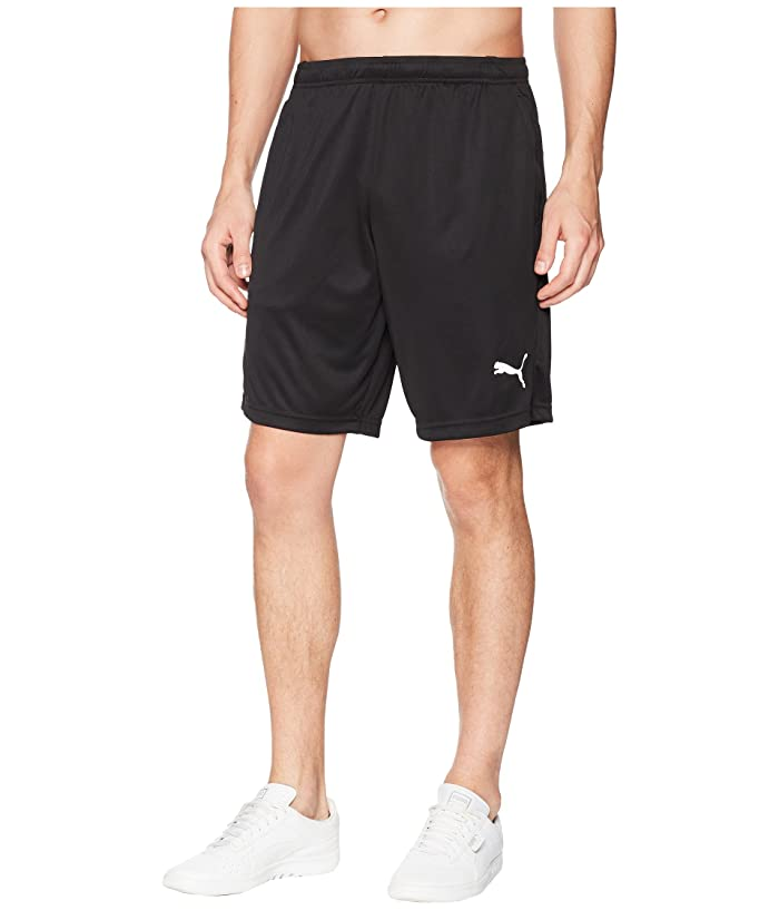 PUMA LIGA Training Shorts (Puma Black/Puma White) Men