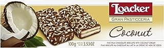 Loacker Coconut Patisserie, 100 gm